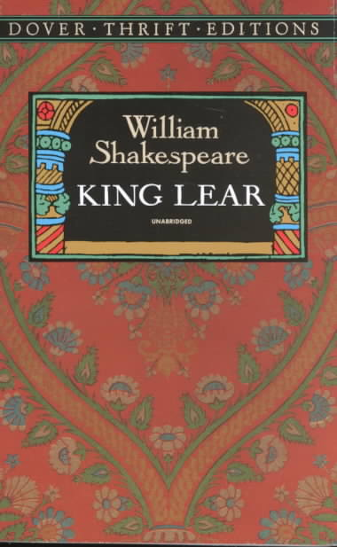 king lear quotes of imagery essay