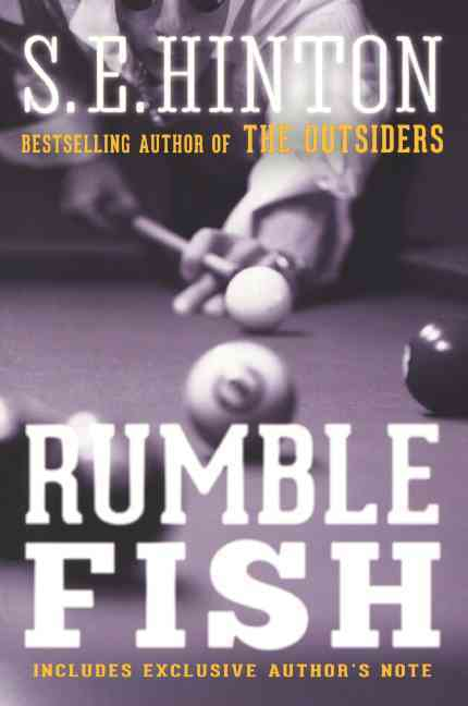 an overview of the rumble fish novel by s e hinton