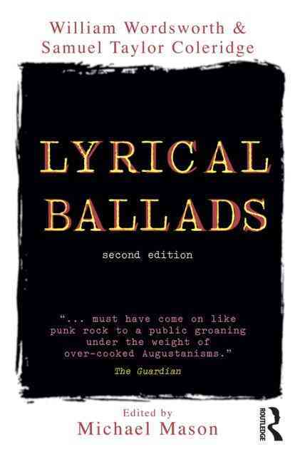 on william wordsworths preface to lyrical Preface to the lyrical ballads has 219 ratings and 15 reviews jane said: if an author by any single composition has impressed us with respect for his.